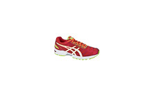 Asics Men's Gel-DS Trainer 18 red/silver/neon yellow